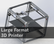 Large Scale FDM 3D Printer