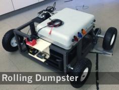 Rolling Dumpster